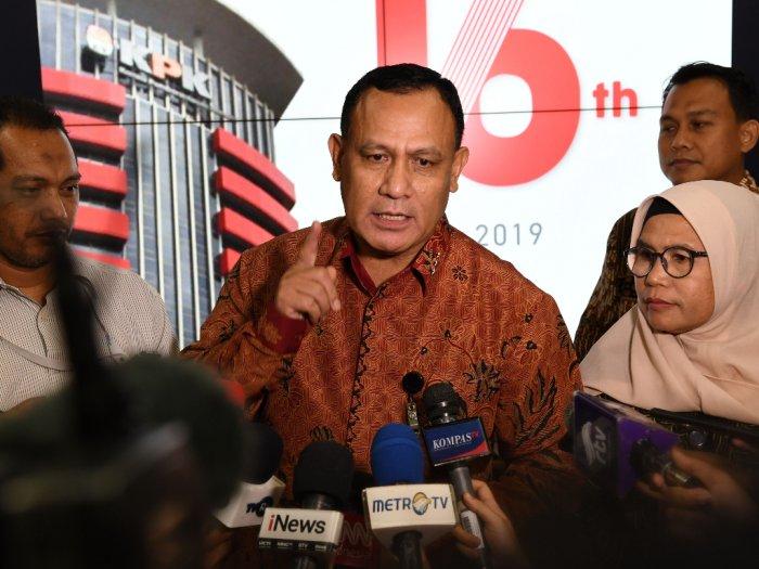 Firli Bahuri: KPK Berhasil Selamatkan Kerugian Negara Rp61,5 Triliun