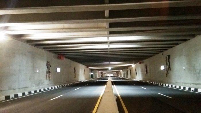 Cuma Butuh 126 Detik untuk Lintasi Underpass YIA