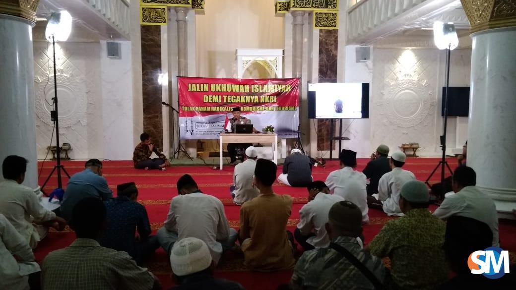 Jamaah Masjid Suciati Saliman Tolak Radikalisme hingga Komunisme