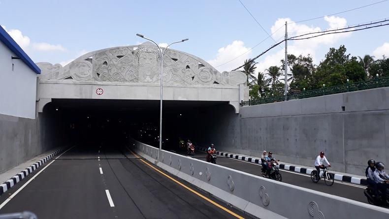 Underpass YIA, Kombinasi Infrastruktur dan Budaya Artikel