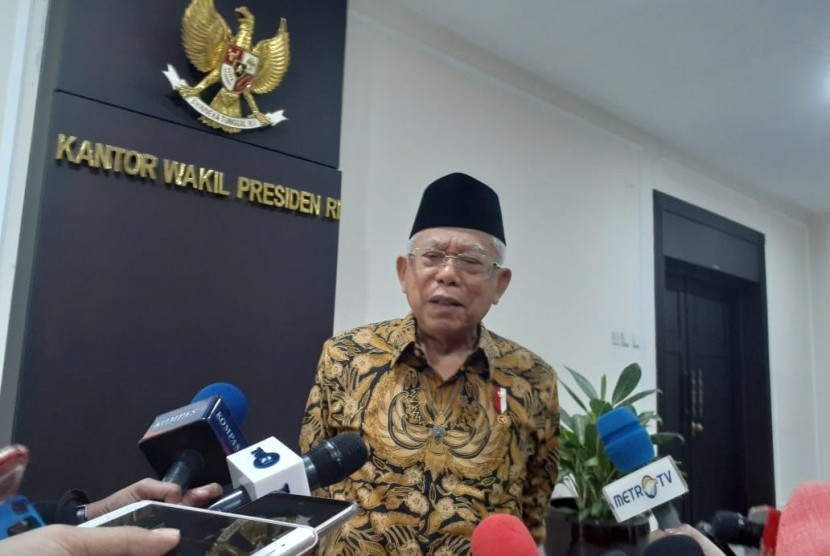 Wapres: Omnibus Law Perkuat Sertifikasi Halal