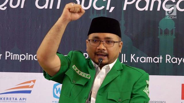Ketum GP Ansor: Bagi NU Pancasila adalah Ideologi Bangsa