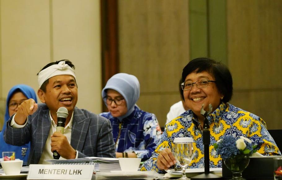 Komisi IV DPR RI mendukung RUU Omnibus Law Cipta Kerja bidang Lingkungan Hidup dan Kehutanan