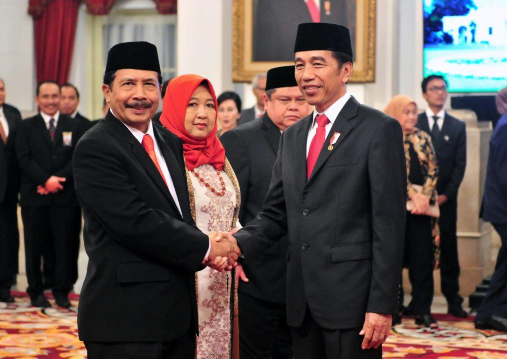 Presiden Jokowi: Bumikan Pancasila untuk Anak-Anak Muda