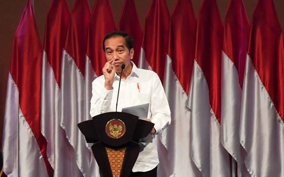 Presiden Jokowi Menargetkan Pencapaian 90 Persen Inklusi Keuangan