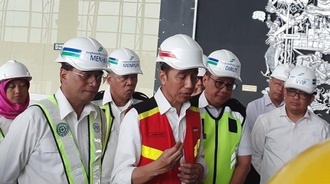 Jokowi Puas dengan Pembangunan YIA, Targetkan Beroperasi Penuh 29 Maret