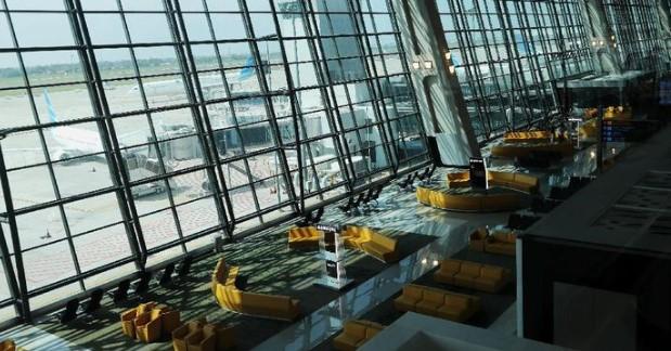 Jokowi Target Pembangunan Terminal 4 Soetta Rampung 2022
