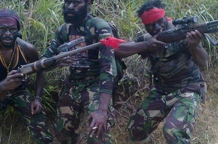 Lagi, KKB Papua Secara Brutal Membabi Buta Tembak Bocah Kecil, TNI Membalasnya dengan Menewaskan Satu Orang Musuh