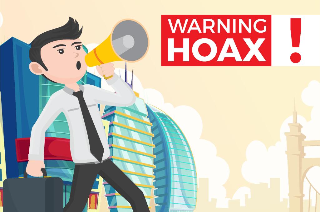 Awas Hoax, Kominfo Sudah Ungkap 36 Konten Terkait Virus Korona