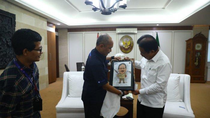 Sofyan Djalil Memuji Presiden Jokowi: Punya Visi, Seorang Manajer yang Efektif