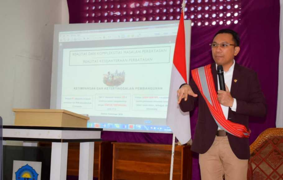 Mahasiswa Harus Jadi Garda Terdepan Pertahankan Pancasila