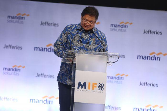 RUU Ciptaker Wujudkan Indonesia Masuk 5 Besar Ekonomi Dunia
