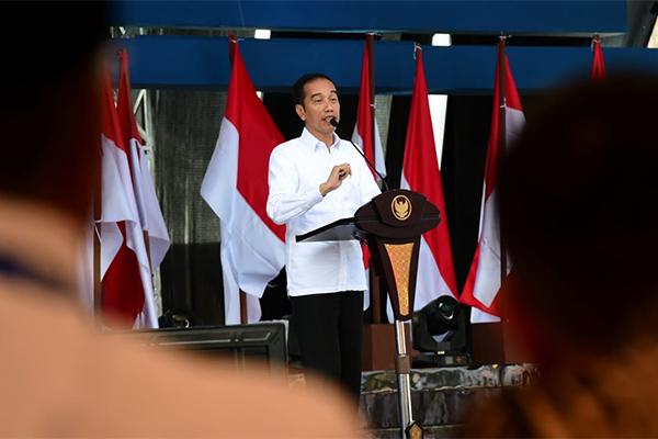 Presiden Jokowi Tunjukkan Kelas sebagai Negarawan