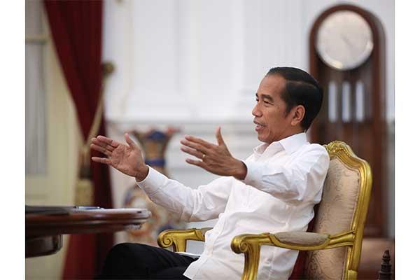 Jokowi Apresiasi Masyarakat Natuna Terima WNI dari Wuhan