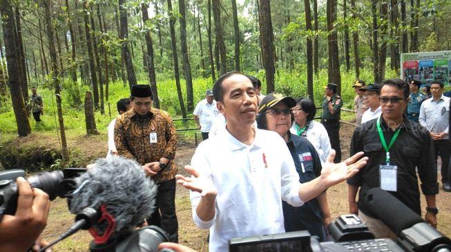 Presiden Jokowi Ungkap Alasan Utama Diciptakannya Omnibus Law Cipta Lapangan Kerja