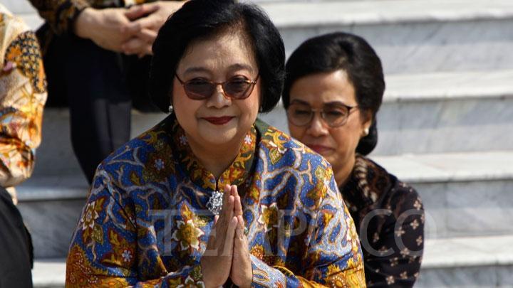 Siti Nurbaya Jamin Pemerintah Tak Hapus Amdal di Omnibus Law