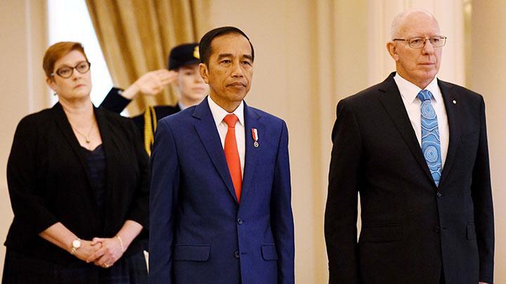 Jokowi Kenalkan Omnibus Law ke Australia, Ajak Investasi di RI