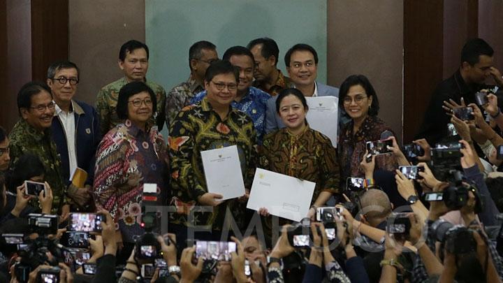 Omnibus Law, Jokowi Tambah Jaminan Sosial Buruh