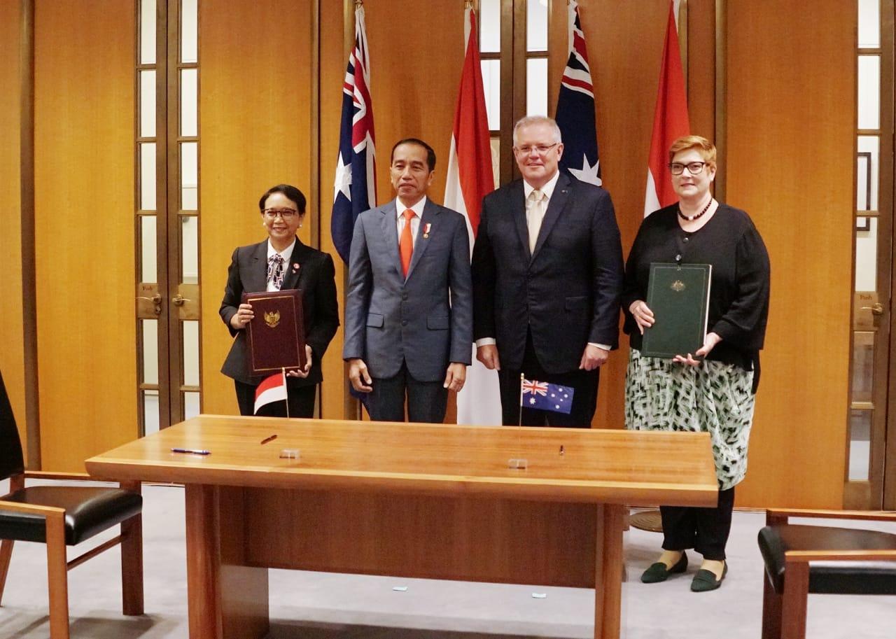 Tingkatkan Kerja Sama Bilateral, Menlu: Kunjungan Presiden Jadikan RI Mitra bagi Australia