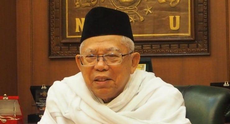 Wakil Presiden Maruf Amien Bakal Tutup 8.683 Tambang Ilegal
