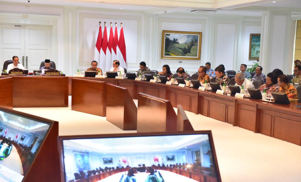 Presiden Jokowi Berikan 3 Arahan Peningkatan Ketersediaan Bahan Baku Industri Baja dan Besi