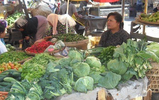 Sepuluh Pasar Tradisional Segera Direvitalisasi