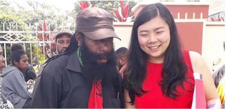 Benarkah Veronica Serahkan Dokumen Tapol Papua ke Jokowi? Ini Jawaban Istana