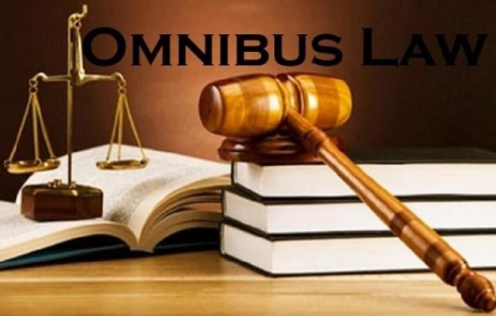 RUU Omnibus Law Cipta Lapangan Kerja Diserahkan ke DPR Pekan Depan