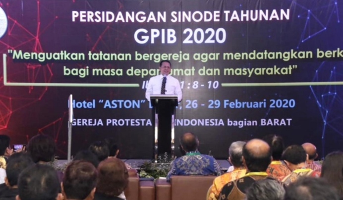 Ketua MPR: Kemerdekaan Beragama Dasar Terciptanya Kerukunan Antar Umat Beragama