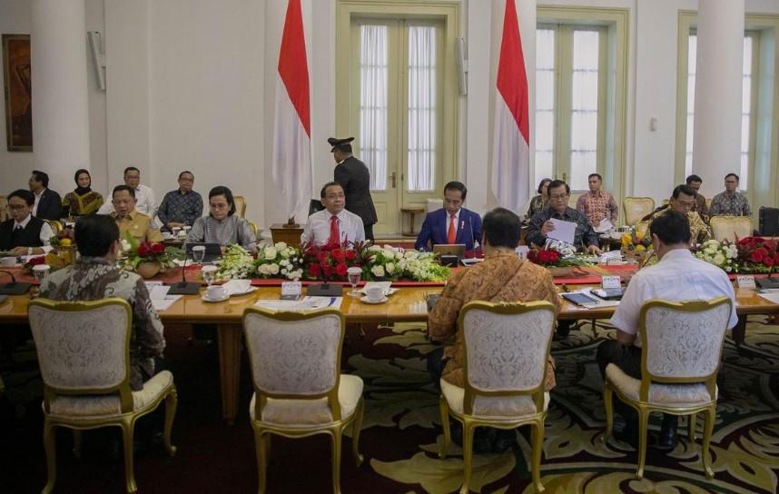 Jokowi Beberkan Upaya Pemerintah Hadapi Virus Corona
