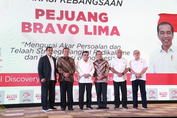 BNPT Ajak Bravo Lima Ikut Cegah Penyebaran Radikalisme