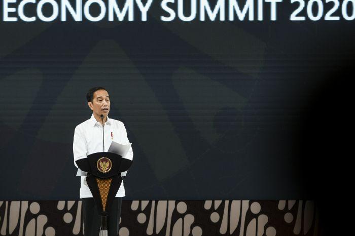 Presiden Jokowi: Raksasa Teknologi Minat Investasi Pusat Data di Indonesia