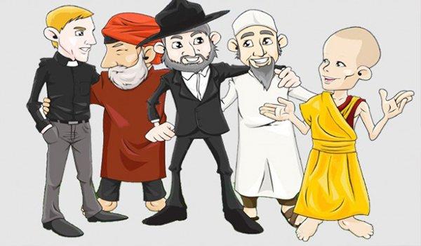 Toleransi Resiprokal Pancasila dan Agama