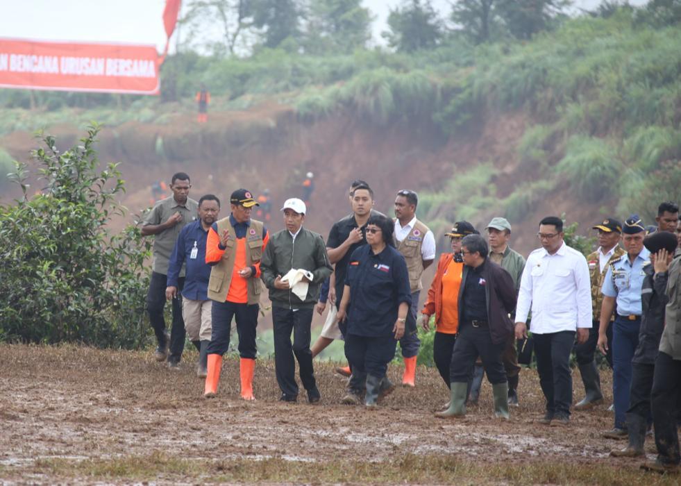 Presiden Jokowi Tekankan Pencegahan Bencana secara Menyeluruh
