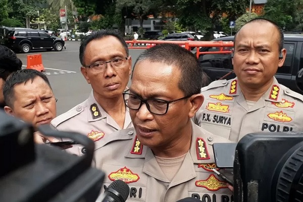 Polisi Belum Dapat Pemberitahuan Aksi Antikorupsi PA 212