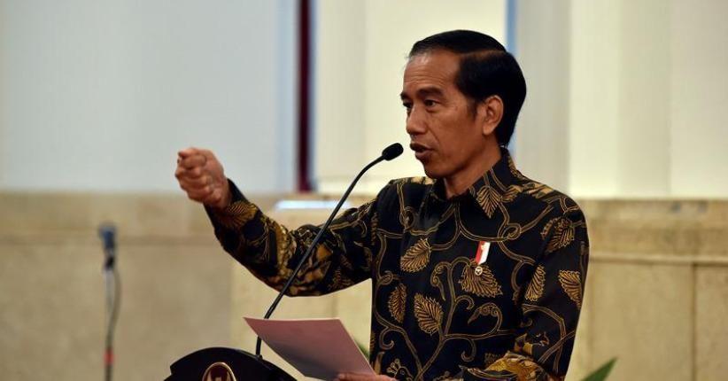Presiden Jokowi Jelaskan Tujuan Omnibus Law Cipta Lapangan Kerja