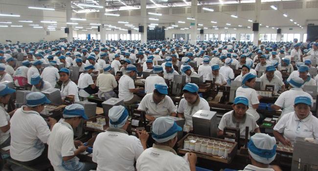 Pengusaha Mengandalkan Omnibus Law Dongkrak Industri Manufaktur