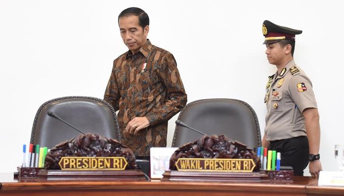 Presiden Jokowi: Obat Akan Sampai ke Rumah Warga di Wilayah Terinfeksi Corona