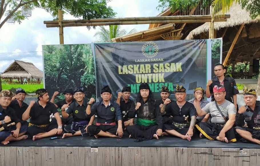 Laskar Sasak Dukung RUU Omnibus Law Cipta Kerja
