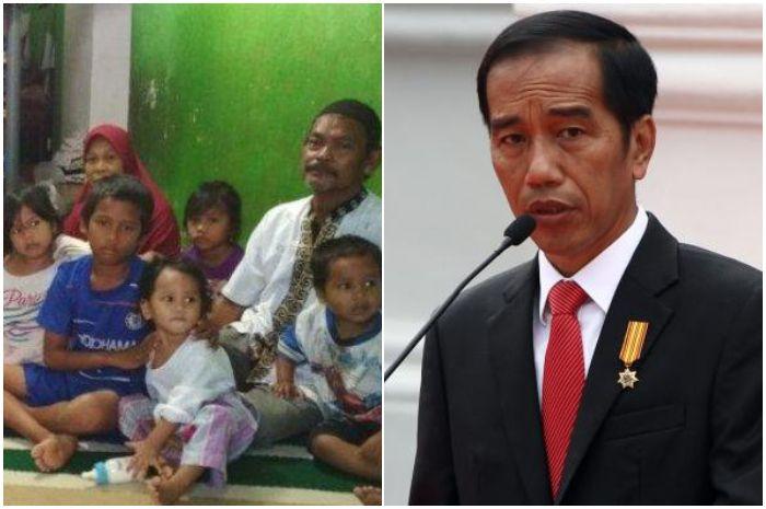 Bakal Disekolahkan Hingga SMA oleh Presiden Jokowi dengan Biaya Pribadi, Enam Bersaudara yang Yatim Piatu dalam Sehari di Balikpapan Ini Sampai Dibukakan Rekening Bank