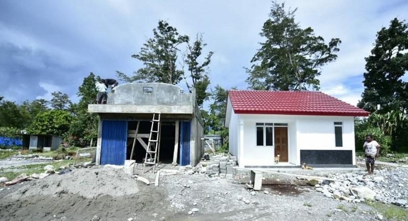 Kementerian PUPR Bangun 193 Unit Rumah Khusus Bagi Korban Kerusuhan Wamena