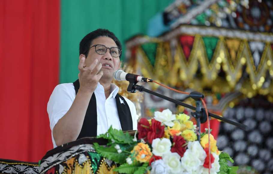 Jokowi Instruksikan Mendes Kawal Padat Karya Tunai