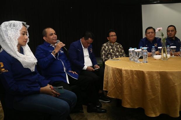 Partai NasDem Tegaskan Dukung RUU Omnibus Law Cipta Kerja