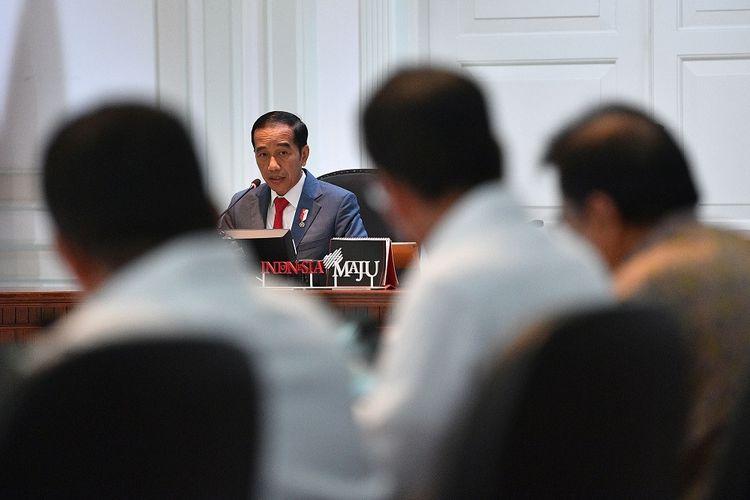 Jokowi Targetkan Kemiskinan Ekstrem Hilang pada 2024