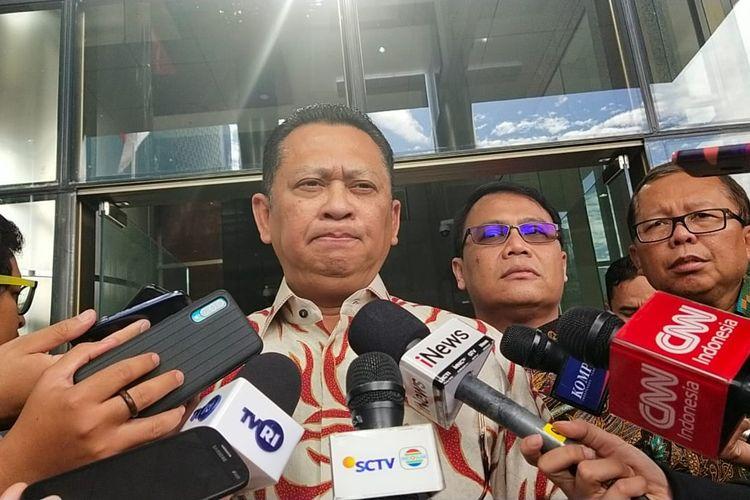 Ketua MPR: Kami Ingin Perkuat KPK Berdasar Asas Pancasila
