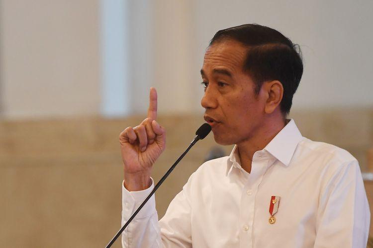 Presiden Jokowi Minta Pemerintah Daerah Tetapkan Statusnya Masing-masing