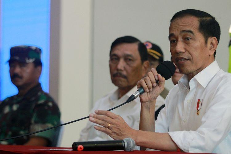 Jokowi: Pemerintah Siapkan Obat Covid-19, Jumlah Sekitar 5 Juta Butir