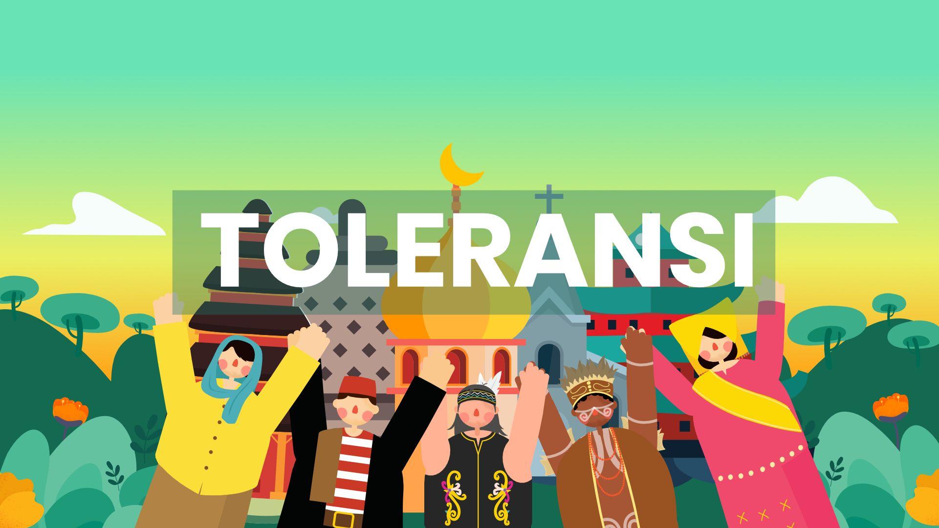 Perkuat Toleransi di Kalangan Milenial