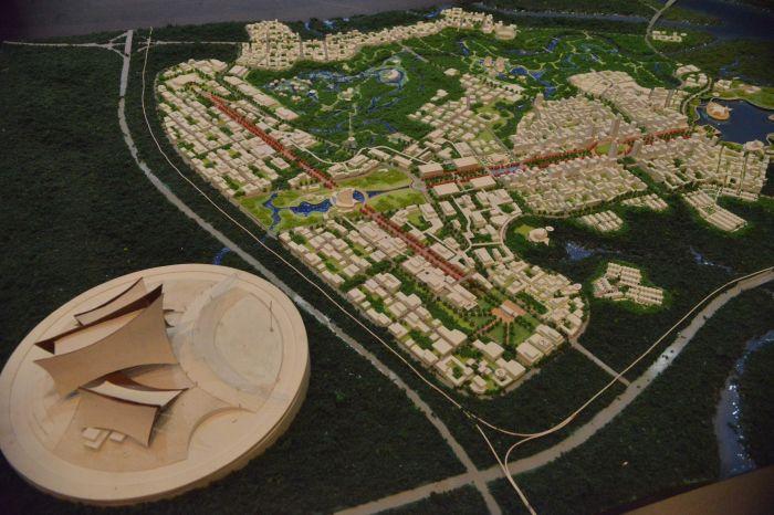 Ibu Kota Baru Mulai Dibangun Oktober