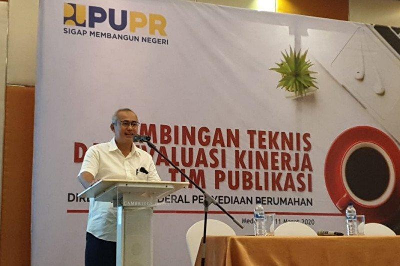 Kementerian PUPR siapkan strategi sosialisasi Program Sejuta Rumah